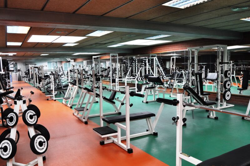 Marina Besòs - Sala Fitness